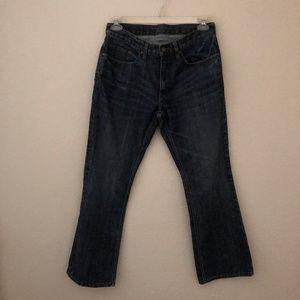 Banana Republic Bootcut Jeans 31x30